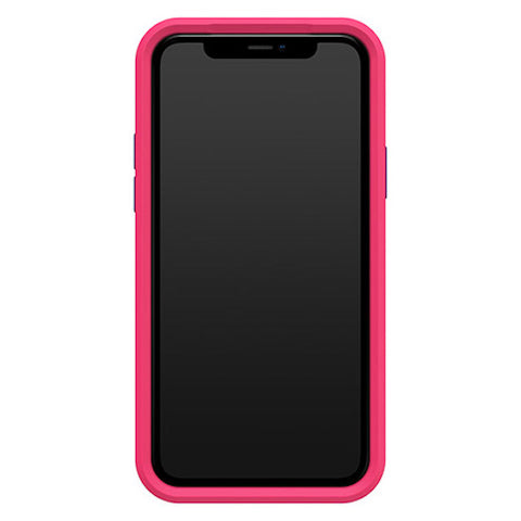 "Shop LIFEPROOF Slam Ultra-Thin Rugged Case For iPhone 11 Pro (5.8"") - Clear/Pink/Blue Cases & Covers from Lifeproof"