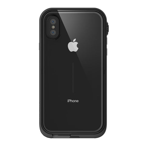 Shop CATALYST WATERPROOF CASES FOR IPHONE XS - STEALTH BLACK Cases & Covers from Catalyst