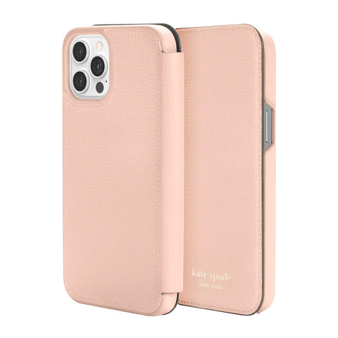 Folio case for iPhone 12 Pro Max from Kate Spade New York. Buy online now only at syntricate.