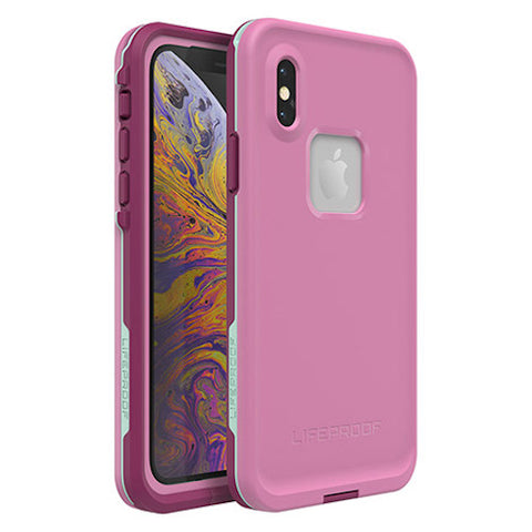 Shop LIFEPROOF FRE WATERPROOF CASE FOR IPHONE XS MAX - FROST BITE Cases & Covers from Lifeproof