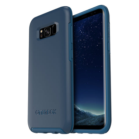 Shop OTTERBOX SYMMETRY SLEEK SLIM CASE FOR SAMSUNG GALAXY S8+ (6.2 inch) - BLUE Cases & Covers from Otterbox