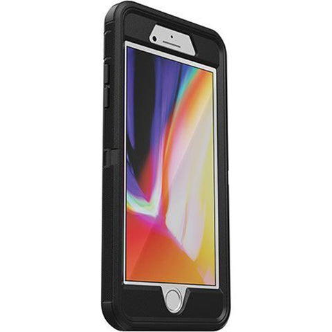 OTTERBOX OTTER + POP DEFENDER CASE FOR IPHONE 7 PLUS /8 PLUS - BLACK