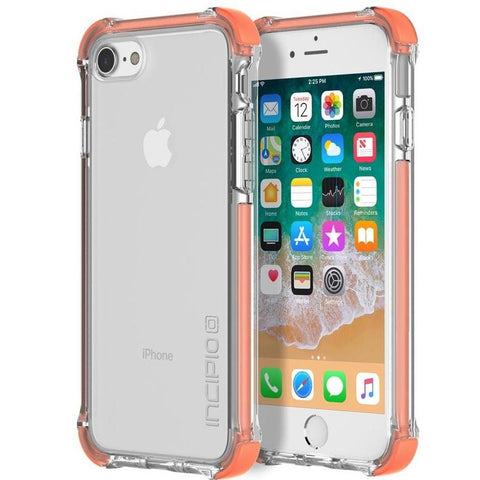 iphone 7/8 clear case from incipio at syntricate asia