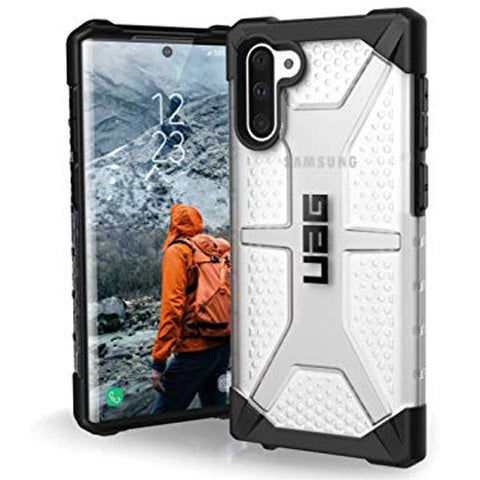 Shop UAG PLASMA ARMOR SHELL CASE FOR GALAXY NOTE 10 (6.3-INCH) - ICE Cases & Covers from UAG