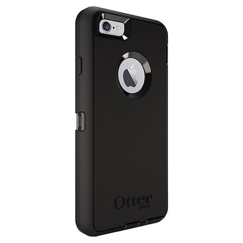 Shop OtterBox Defender Series case for Apple iPhone 6S/6 - Black Cases & Covers from Otterbox