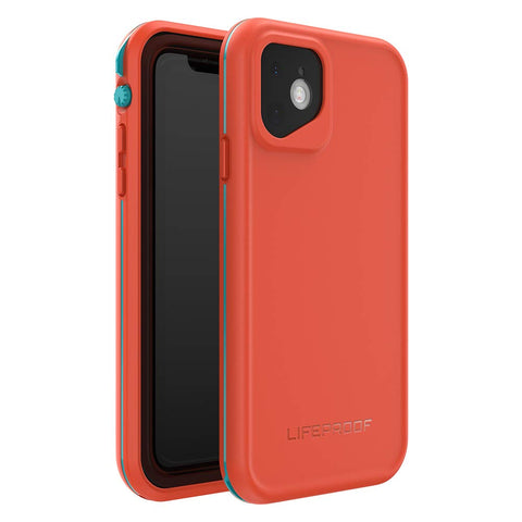 "Shop LIFEPROOF FRE Waterproof Case For iPhone 11 (6.1"") - Fire Sky Cases & Covers from Lifeproof"