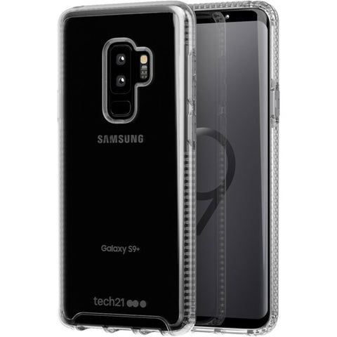Shop TECH21 PURE CLEAR BULLETSHIELD CASE FOR GALAXY S9 PLUS - CLEAR Cases & Covers from TECH21