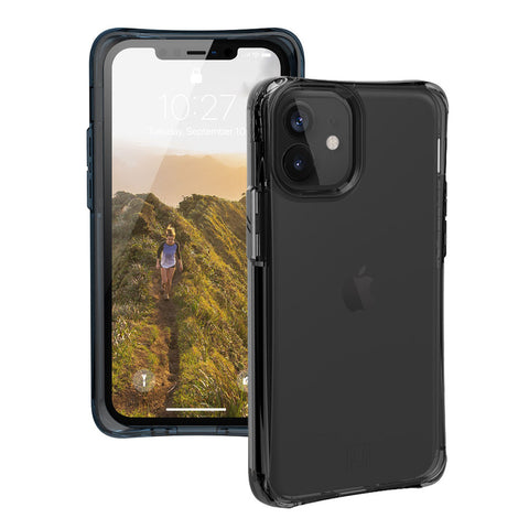 new rugged case with premium hand feel  slim style and for iphone 12 mini from UAG buy online at syntricate.