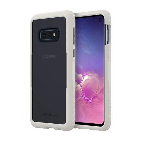 Shop GRIFFIN SURVIVOR ENDURANCE ULTRA SLIM RUGGED CASE FOR SAMSUNG GALAXY S10E (5.8-INCH)- GREY  from Syntricate Asia