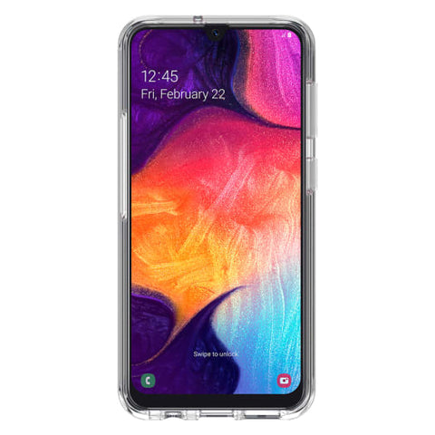 Shop OTTERBOX SYMMETRY CLEAR CASE FOR SAMSUNG GALAXY A50 - CLEAR Cases & Covers from Otterbox