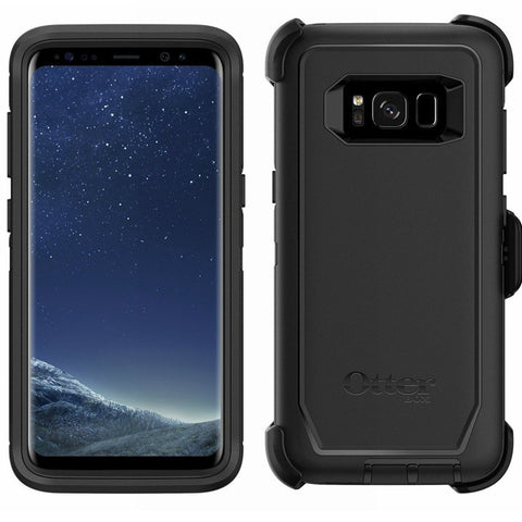Shop OTTERBOX DEFENDER RUGGED CASE FOR SAMSUNG GALAXY S8 - BLACK Cases & Covers from Otterbox