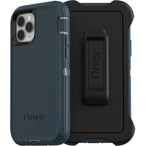 "Shop Otterbox Defender Screenless Case For iPhone 11 Pro (5.8"")  - Blue Cases & Covers from Otterbox"