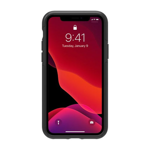 "Shop INCIPIO DualPro Dual Layer Case for iPhone 11 Pro Max (6.5"") - Black Cases & Covers from Incipio"