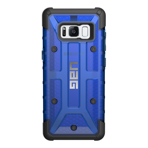 Shop UAG MILITARY ARMOR PLASMA CASE FOR GALAXY S8+ (6.2 inch) - COBALT  from Syntricate Asia