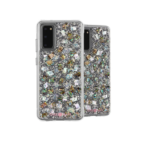 Shop Casemate Karat Genuine Pearls Case For Galaxy S20 (6.2-inch) - Pearl Cases & Covers from Casemate