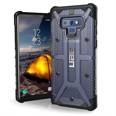 Shop UAG PLASMA ARMOR SHELL CASE FOR SAMSUNG GALAXY NOTE 9 - ICE  from Syntricate Asia