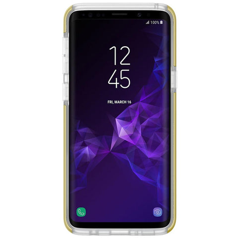 INCIPIO DUALPRO DUAL LAYER PROTECTIVE CASE FOR SAMSUNG GALAXY S9 PLUS - INRIDESCENT GOLD