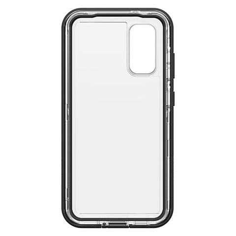 "Shop LIFEPROOF Next Rugged Case For Galaxy S20 Plus (6.7"") - Black Crystal Cases & Covers from Lifeproof"