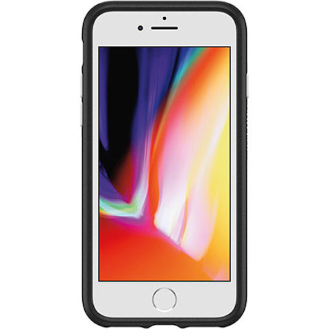Shop OTTERBOX OTTER + POP SYMMETRY CASE FOR IPHONE 8/7 - WHITE MARBLE Cases & Covers from Otterbox