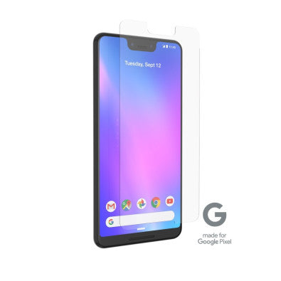 Shop ZAGG INVISIBLESHIELD GALSS+ TEMPERED SCREEN PROTECTOR FOR GOOGLE PIXEL 3 XL  from Syntricate Asia
