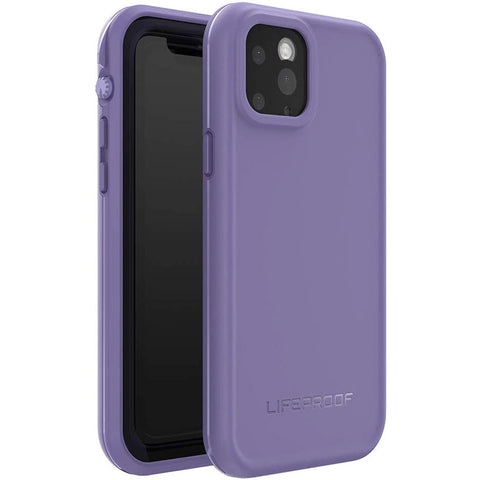 "LIFEPROOF FRE Waterproof Case For iPhone 11 Pro Max (6.5"") - Violet Vendetta"