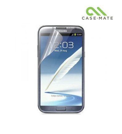 Shop Casemate Samsung Galaxy Note 2 Screen Protector - AF/AG 2PK  from Syntricate Asia