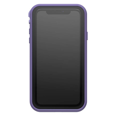 "LIFEPROOF FRE Waterproof Case For iPhone 11 (6.1"") - Violet Vendetta"