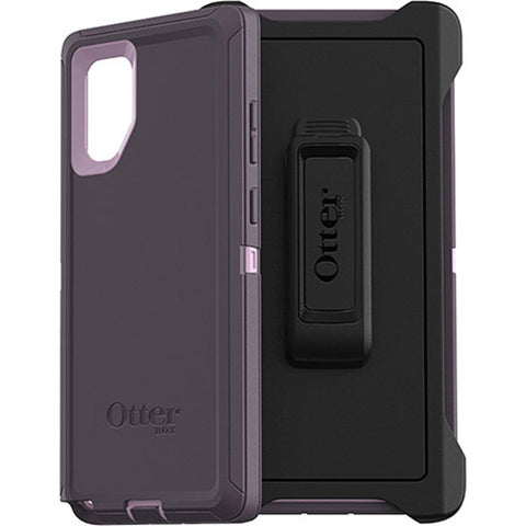 Shop OTTERBOX DEFENDER RUGGED CASE FOR GALAXY NOTE 10 PLUS / GALAXY NOTE 10 PLUS 5G (6.8-INCH) - PURPLE NEBULA Cases & Covers from Otterbox