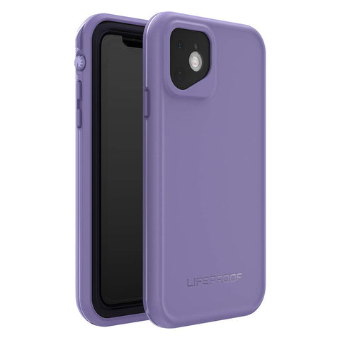 "Shop LIFEPROOF FRE Waterproof Case For iPhone 11 (6.1"") - Violet Vendetta Cases & Covers from Lifeproof"