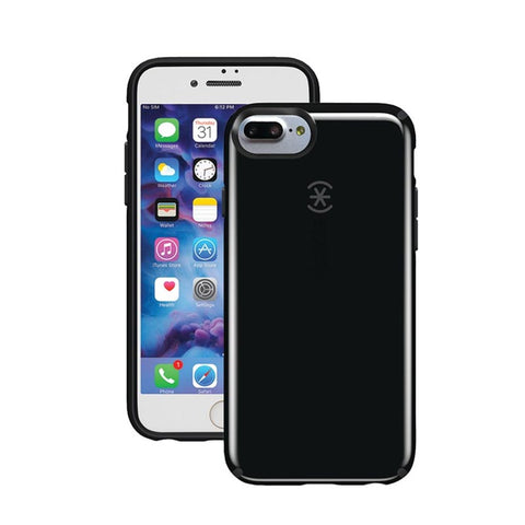 Shop SPECK CANDYSHELL CASE FOR IPHONE 8 PLUS/7 PLUS/6S PLUS- BLACK/GREY  from Syntricate Asia
