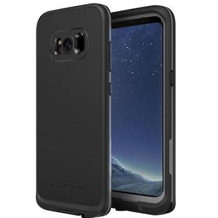 Shop LIFEPROOF FRE WATERPROOF CASE FOR SAMSUNG GALAXY S8+ PLUS (6.2 inch)  -  ASPHALT BLACK Cases & Covers from Lifeproof