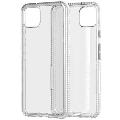 "Shop Tech21 Pure Clear Case for Google Pixel 4 XL (6.3"") - Clear Cases & Covers from TECH21"