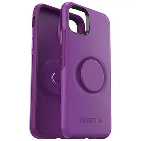 "Shop Otterbox Otter + Pop Symmetry Case For iPhone 11 Pro Max (6.5"") - Lollipop Cases & Covers from Otterbox"