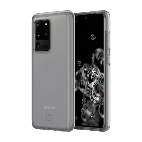 "Shop INCIPIO Dualpro Dual Layer Case For Galaxy S20 Ultra 5G (6.9"") - Clear  from Syntricate Asia"