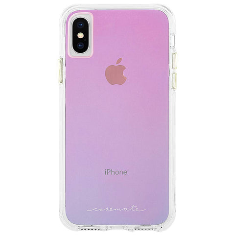 Shop CASEMATE TOUGH STREET CASE FOR IPHONE XS MAX - IRIDESCENT Cases & Covers from Casemate