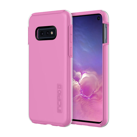 Shop INCIPIO DUALPRO THE ORIGINAL DUAL LAYER PROTECTIVE CASE FOR SAMSUNG GALAXY S10E (5.8-INCH) - CLEAR/PINK  from Syntricate Asia