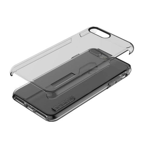 Shop INCIPIO DUALPRO PURE DUAL LAYER CASE FOR iPHONE 8 PLUS/7 PLUS - SMOKE Cases & Covers from Incipio