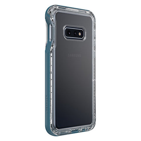 Shop LIFEPROOF NEXT RUGGED CASE FOR GALAXY S10E (5.8-INCH) - CLEAR LAKE Cases & Covers from Lifeproof