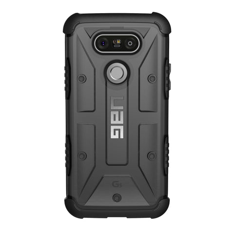 Shop UAG Feather-light Composite Military Standard Case For LG G5 - Ash  from Syntricate Asia