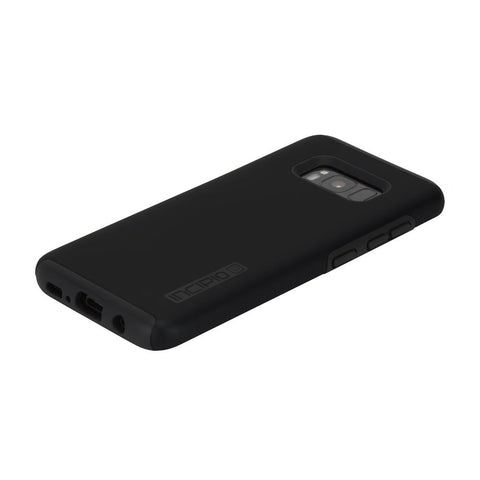Shop INCIPIO DUALPRO DUAL LAYER PROTECTIVE CASE FOR SAMSUNG GALAXY S8 - BLACK Cases & Covers from Incipio