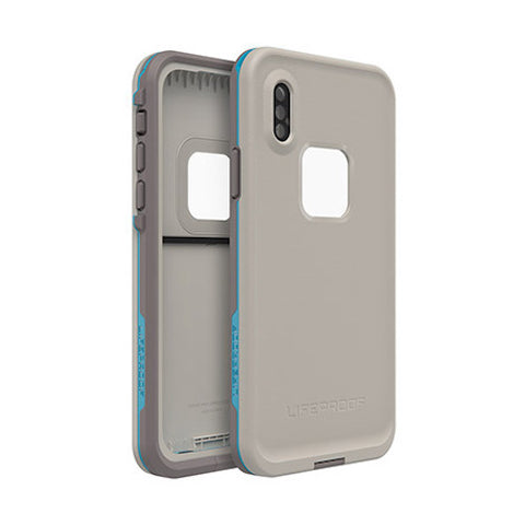 Shop LIFEPROOF FRE WATERPROOF CASE FOR IPHONE XS MAX - BODY SURF Cases & Covers from Lifeproof