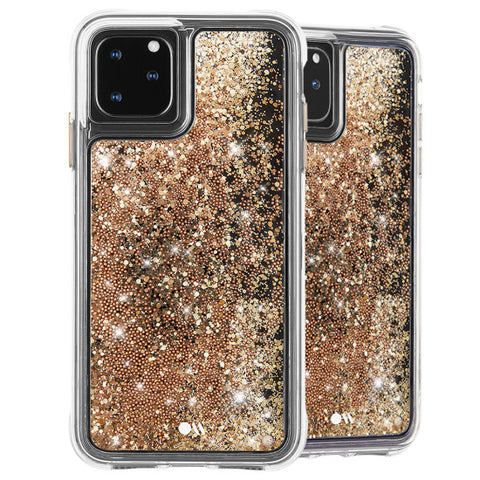 "Shop CaseMate Waterfall Case For iPhone 11 Pro (5.8"") - Gold  from Syntricate Asia"