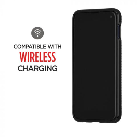Shop CASEMATE TOUGH GRIP CASE FOR GALAXY S10E (5.8-INCH) - BLACK Cases & Covers from Casemate