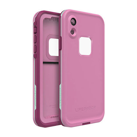 Shop LIFEPROOF FRE WATERPROOF CASE FOR IPHONE XR - FROST BITE Cases & Covers from Lifeproof
