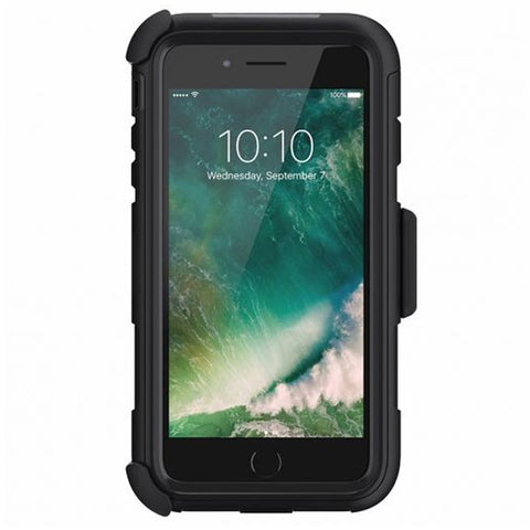 Shop GRIFFIN Survivor Extreme Rugged Case For iPhone 8 Plus / & Plus - Smoke/Black Cases & Covers from Griffin