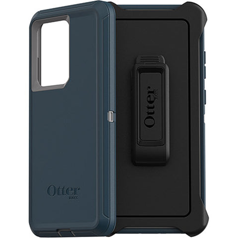 "Shop OTTERBOX Defender Screenless Rugged Case For Galaxy S20 Ultra 5G (6.9"") - Gone Fishin Cases & Covers from Otterbox"