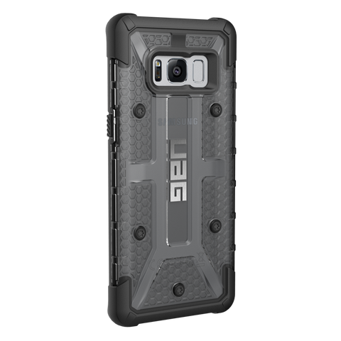 Shop UAG MILITARY ARMOR PLASMA CASE FOR SAMSUNG GALAXY S8+ (6.2 inch) - ASH  from Syntricate Asia