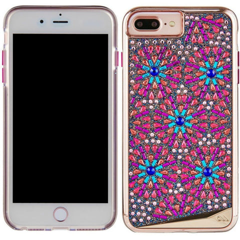 Shop CASEMATE BRILLIANCE TOUGH GENUINE CRYSTAL CASE FOR iPHONE 8 PLUS/7 PLUS -BROOCH  from Syntricate Asia