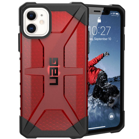 "Shop UAG Plasma Armor Shell Case for iPhone 11 (6.1"") - Magma Cases & Covers from UAG"