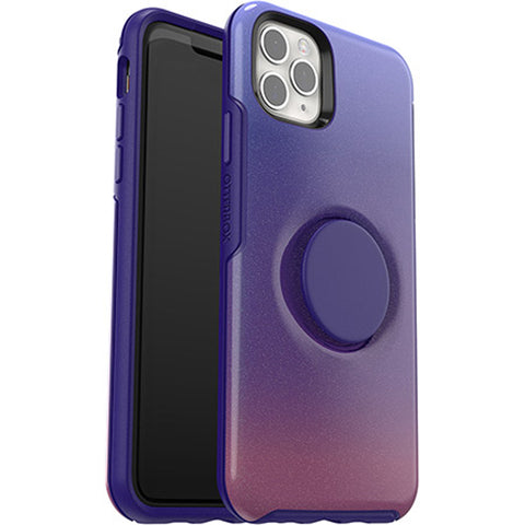 "Shop OTTERBOX Otter + Pop Symmetry Case For iPhone 11 Pro Max (6.5"") - Violet Dusk Cases & Covers from Otterbox"